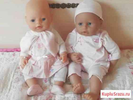 2 Пупса baby Annabell Магадан