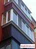 Остекление балконов, наружняя и внутренняя отделка