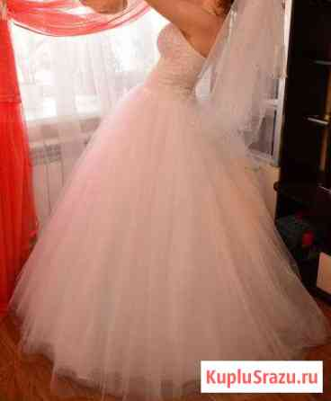 Свадебное платье 44-46 р Муром