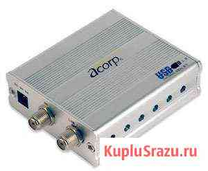 Спутниковый тюнер Acorp DS120 (интернет+ HD TV) Киренск