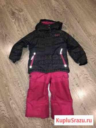 Зимний костюм для девочки Магадан