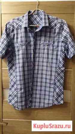 Рубашка мужская новая Магадан