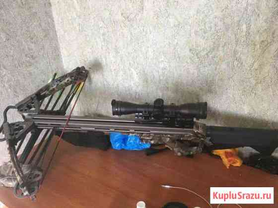 Арбалет interloper tactic Петропавловск-Камчатский