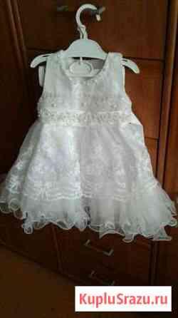 Платье для принцессы Элиста