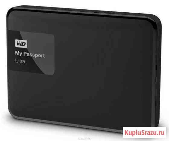 Жёсткий диск My Passport ultra WXA1E63hcde8, 2TB Канск