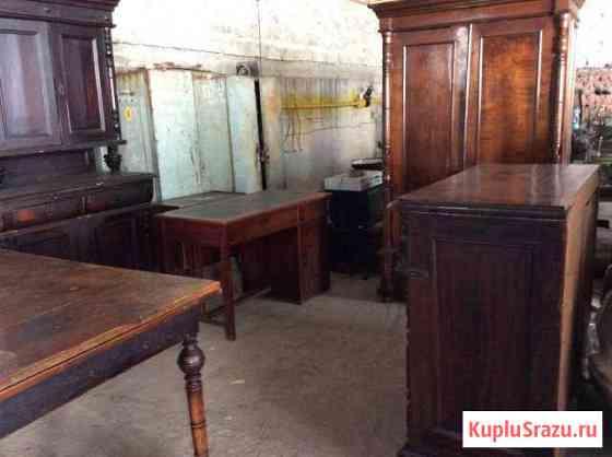 Старинная антикварная мебель Нальчик