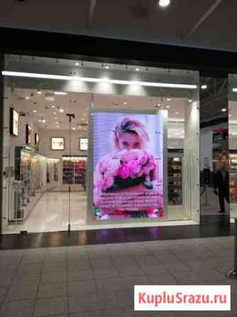 Светодиодный экран P4 для вашего магазина Улан-Удэ