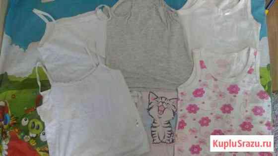 Одежда пакетом для 5-6 лет Владимир