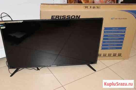 Новый смарт телевизор Erisson 82см (К120-441) Абакан