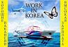 Компания Корея 25. Езжай и работай за границей