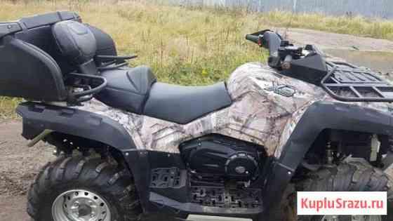 CF moto X8 2014 года рестайлинг Демихово