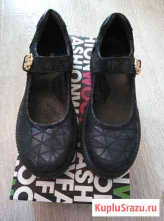 Туфли ортопедические Woopy, 22 см Железнодорожный
