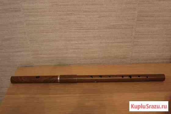 Духовой музыкальный инструмент Сыбызгы (свирель) Королев