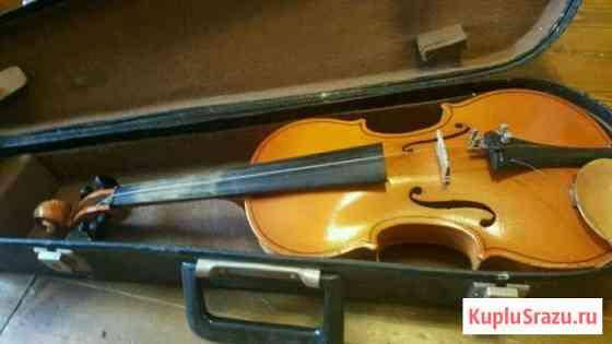Скрипка 2/4 + чехол Коломна