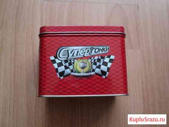 Полная коллекция карточек Супергонки-1 серия Лотошино