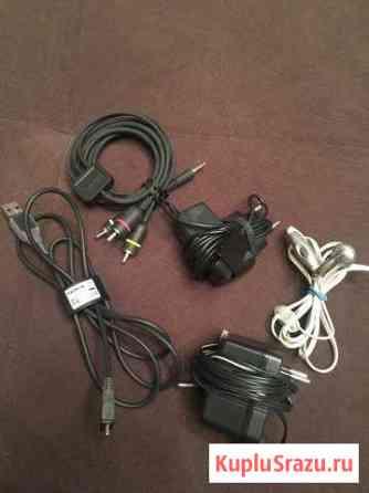 Наушники, зарядка, провода разные Видное