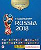 Наклейки panini fifa World Cup Russia 2018