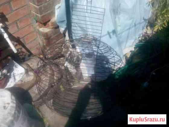 Клетка для птиц подвесная,большая Ростов-на-Дону