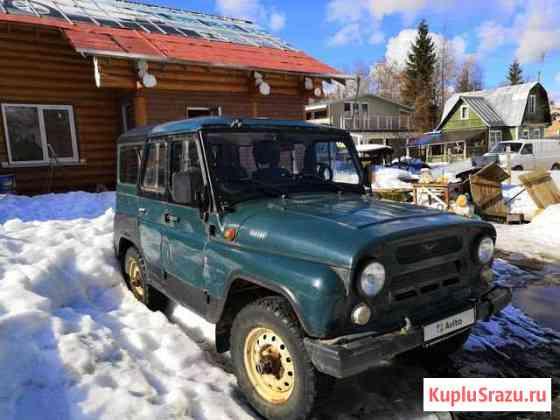 УАЗ 31519 2.9МТ, 2004, внедорожник Лесколово