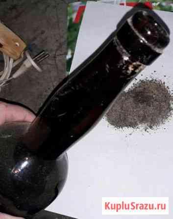 Старинная бутылка из под вина Синявино