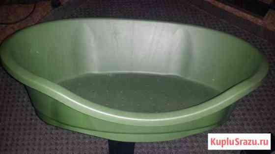 Лежак пластиковый,80-57-24 см Сланцы