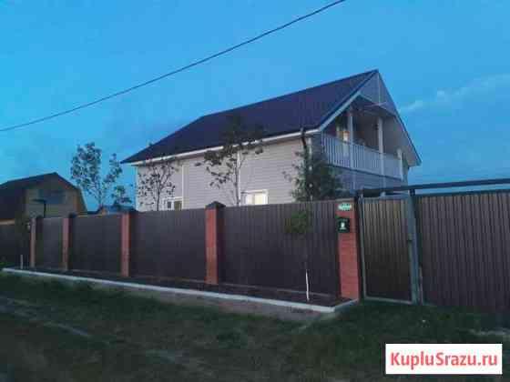 Дом 160 кв.м. на участке 10 сот. Фряново
