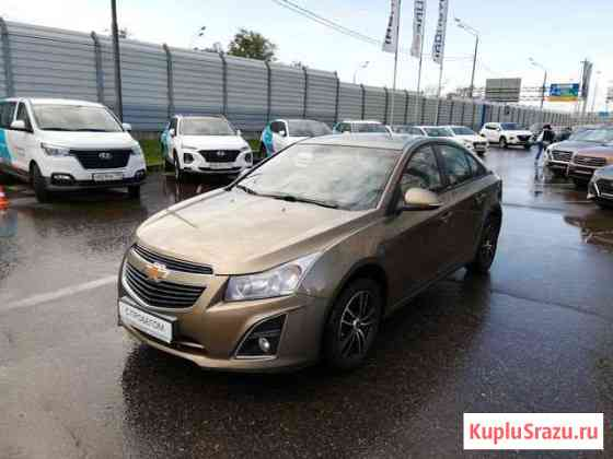 Chevrolet Cruze 1.8AT, 2014, седан Ржавки