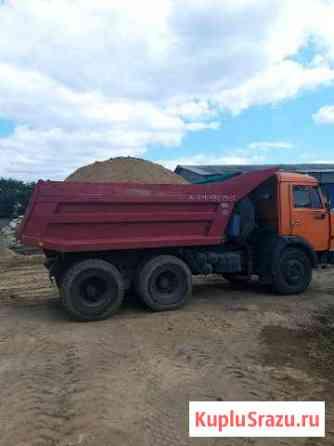 Доставка песка щебня торфа чернозёма Павловская Слобода