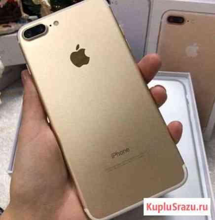 Новый iPhone 7 Plus, gold. (256gb) Железнодорожный