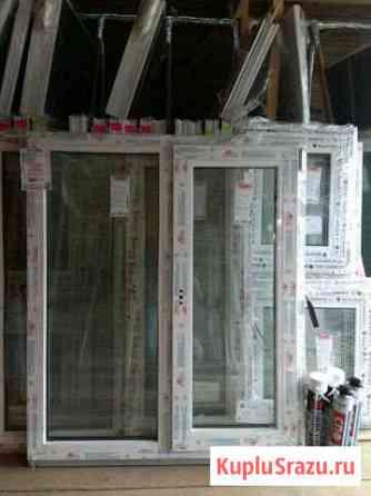 Окна пвх пластиковые готовые/на заказ 1001*1194 Скоропусковский
