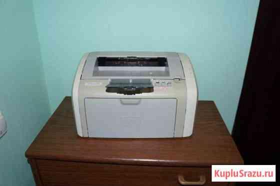 Принтер лазерный HP LaserJet 1018 Домодедово