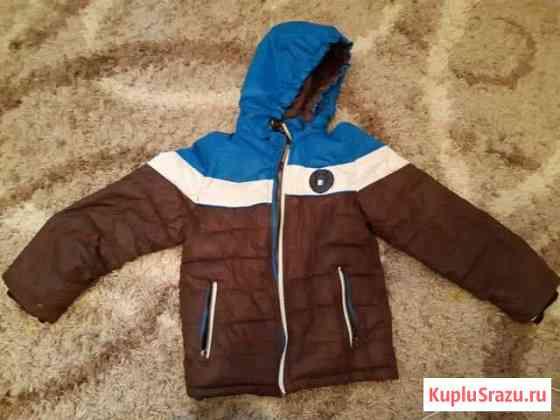 Детская куртка весна- осень Биокомбината