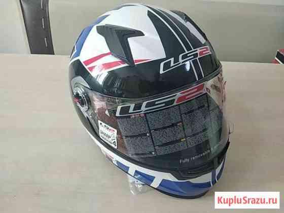 Новый шлем LS2 с подкачкой XL Краснодар