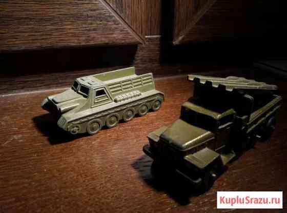 Советские машинки Москва