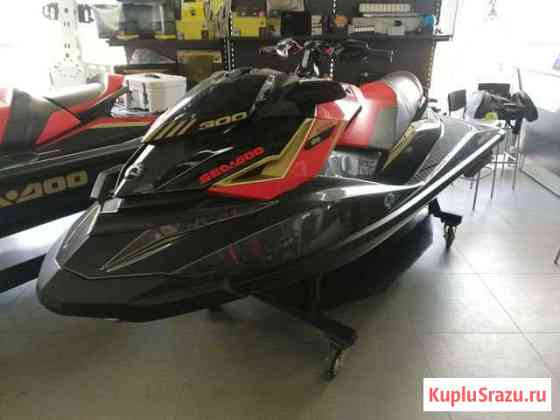 Гидроцикл BRP SEA-DOO RXP-X 300 Краснодар