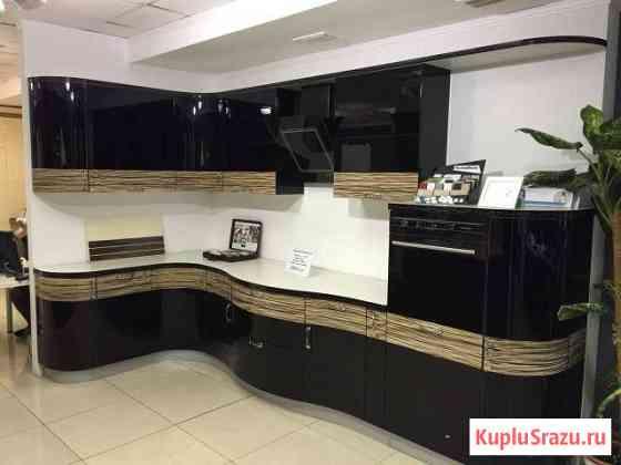 Кухня с выставки Новоивановское