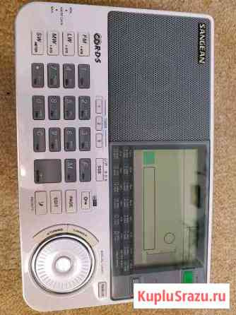Радио проф уровня Sangean ATS 909x Реммаш
