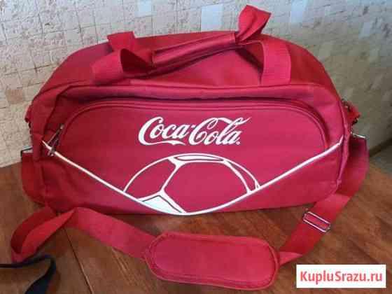 Спортивная сумка Coca Cola Люберцы