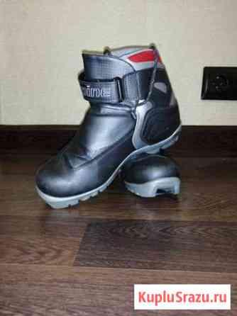 Лыжные ботинки Р. 37 Дмитров