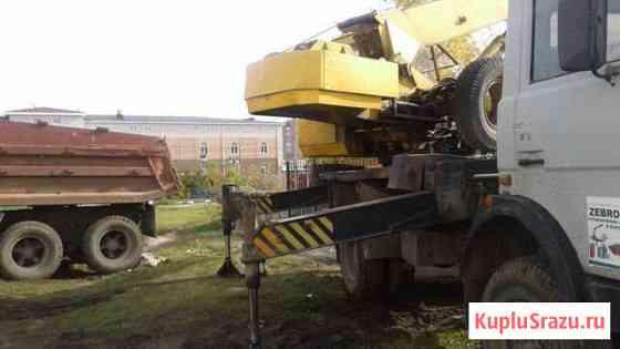 Автокран ивановец кс35715 16 тонн 18 метров Коломна