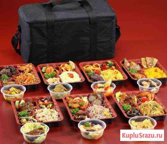Закажите комплексные обеды для ваших сотрудников Железнодорожный