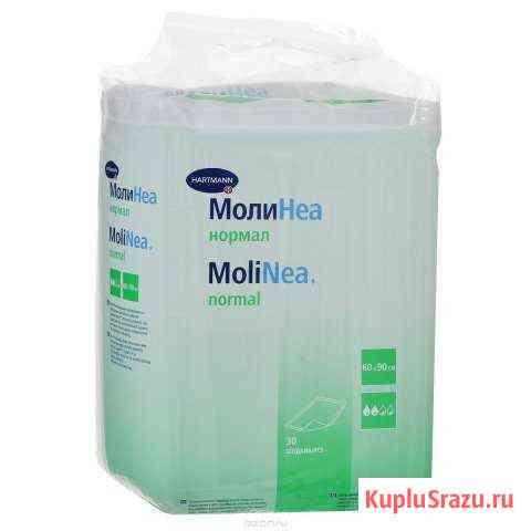 Впитывающие пеленки Molinea Normal60*90 Москва