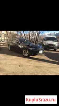 BMW 5 серия 2.0AT, 2014, седан Новоивановское