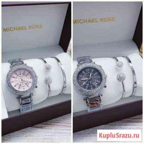 Часы женские и браслеты michael kors Видное