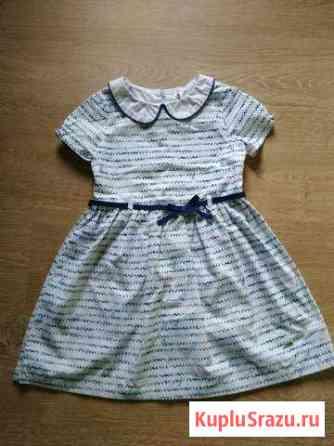 Платье для девочки 110-116 Апрелевка