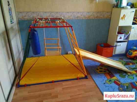 Детский спортивный комплекс Ранний старт Люберцы