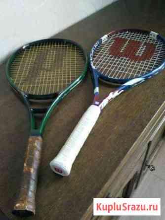Ракетки для большого тенниса Химки