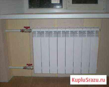 Монтаж отопления загородного дома Санкт-Петербург
