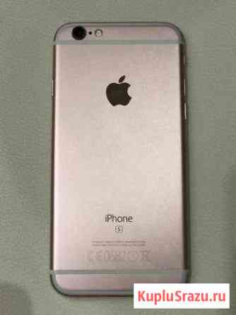 iPhone 6S 32Gb Rose Gold Руза