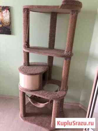 Домик для кошек 160см новый Руза